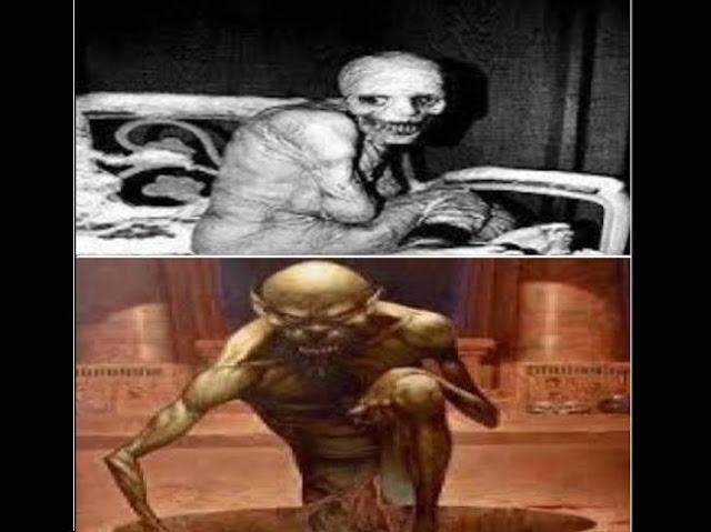 هذا ما يأكله الجن وفقاً للاحاديث النبوية!  لن تصدق ماهو طعامهم!