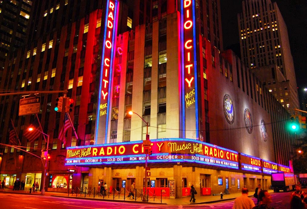 Christmas Shows In Nyc