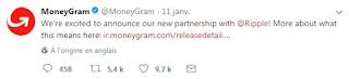 moneygram xrp partnership