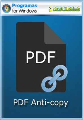 Descargar PDF Anti-Copy Pro full con serial español mega y google drive /