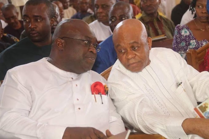 @GovernorIkpeazu urges Abians to honor the legacies of Bob Ogbuagu