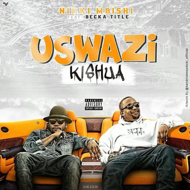 Nikki Mbishi x Becka Title - Uswazi Kishua