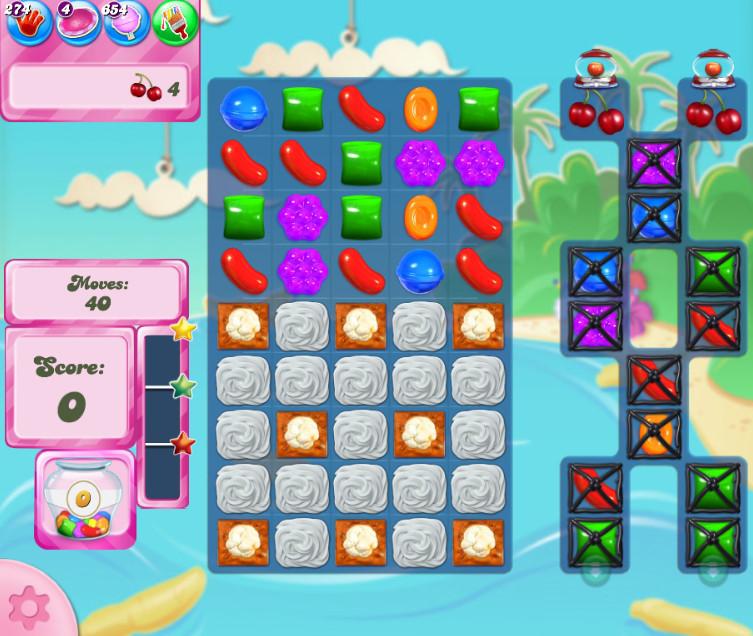 Candy Crush Saga level 2686