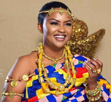 nana ama mcbrown 43rd birthday
