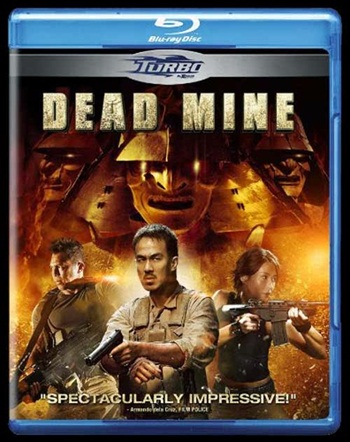 Dead Mine 2012 Dual Audio Hindi 720p BluRay 800mb