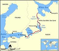 White Sea Baltic Canal