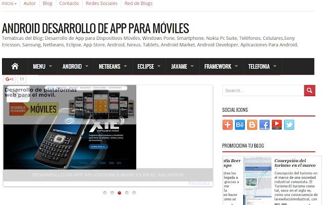 Blog de Android Desarrollo de App para Móviles