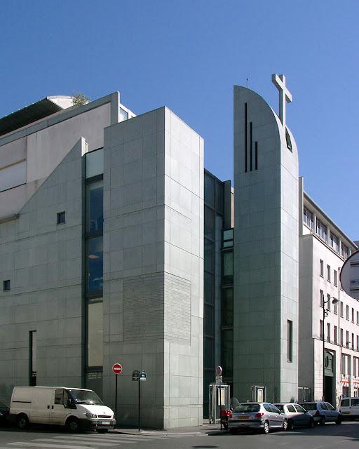 Notre-Dame d'Espérance, rue de la Roquette, Paris