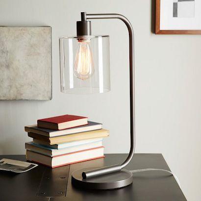 Copy Cat Chic West Elm Lens Table Lamp