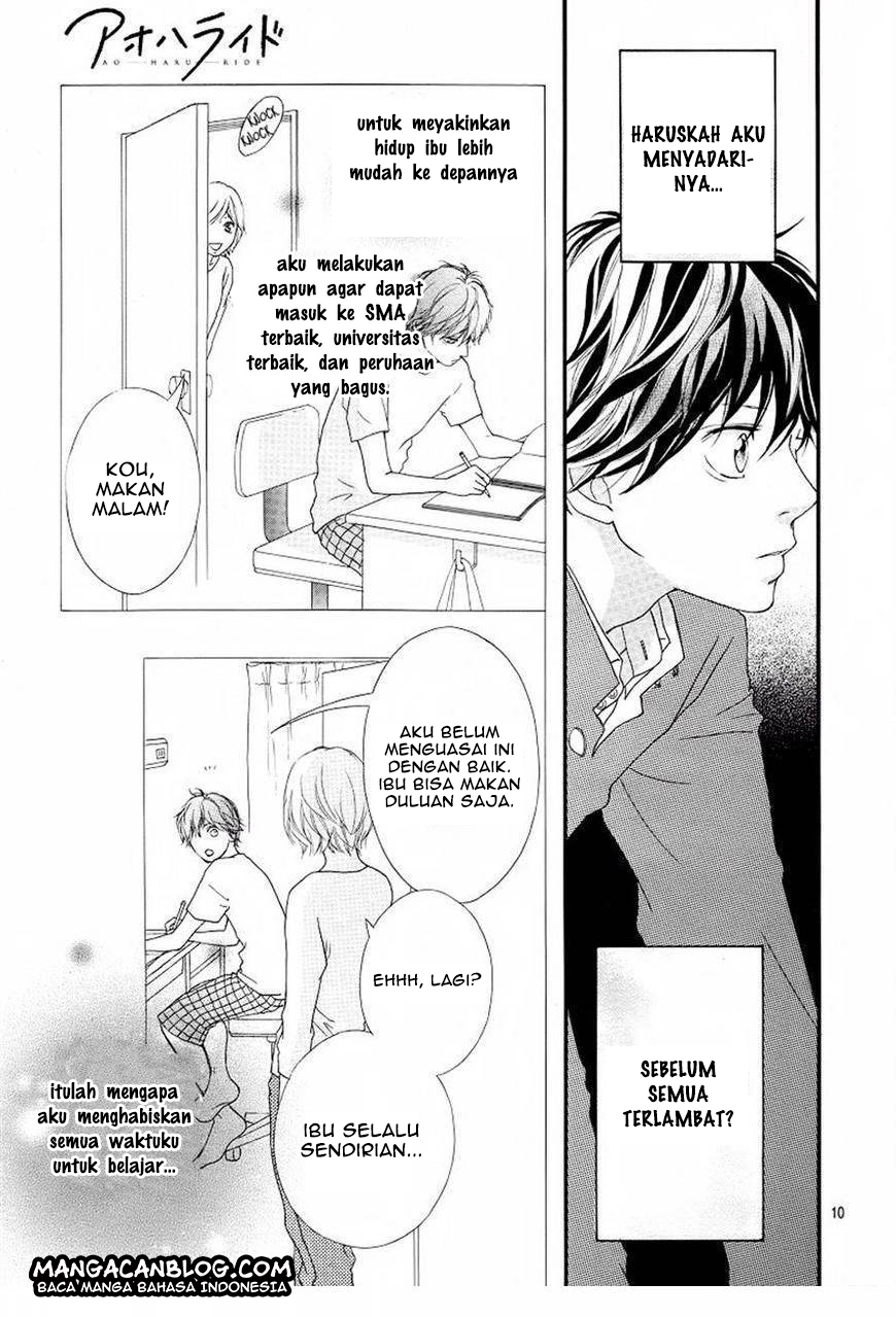 Ao Haru Ride Chapter 13-8