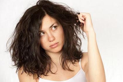 Solusi Rambut Susah Diatur Secara Alami