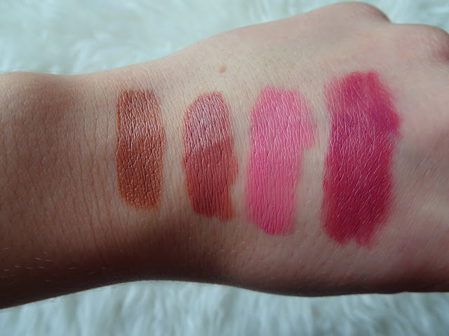 pomadka too faced melted liquified long wear lipstick