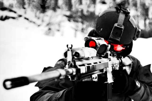 Fakta Kemampuan Seorang Penembak Jitu