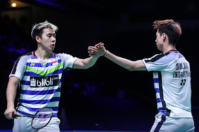 Live Streaming Singapore Open 2019