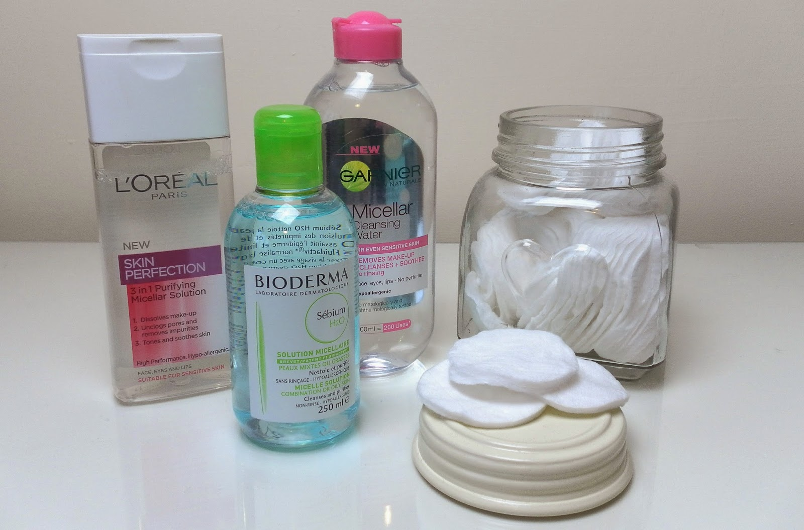 Micellar Cleansing Waters