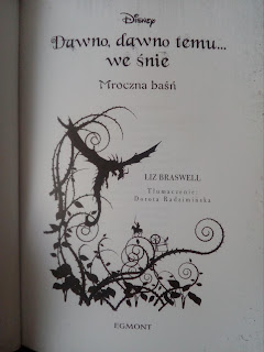 Dawno Dawno Temu We śnie Mroczna Baśń Liz Braswell