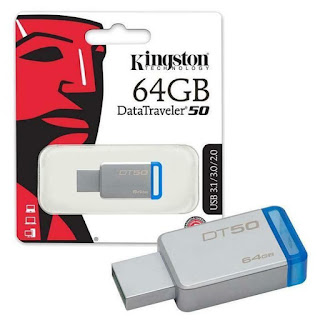 pen drive 64gb kingston dt50 3.1