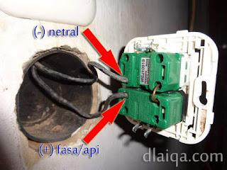 pasang kabel instalasi