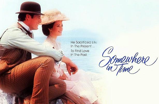"""""""Em Algum Lugar do Passado"""" (1980):  Filme romântico com trilha de John Barry"""