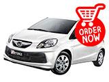 Pemesanan Mobil Honda Brio Bandung