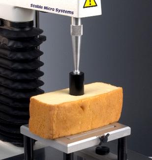Cylinder probe cake test
