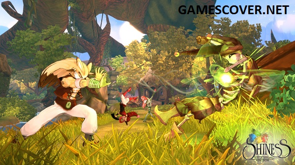 Shiness The Lightning Kingdom Gameplay