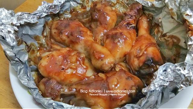 Resepi | Peha Ayam Panggang Resepi Air Fryer Philips | Peha Ayam Panggang Madu