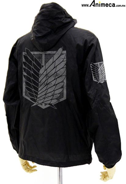 Hooded Windbreaker Survey Corps Ver. Shingeki no Kyojin COSPA