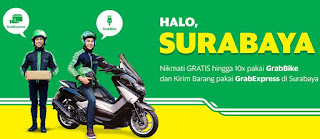 JAM BUKA KANTOR GRAB SURABAYA