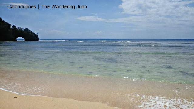 beach in Catanduanes