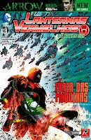 Os Novos 52! Lanternas Vermelhos #16