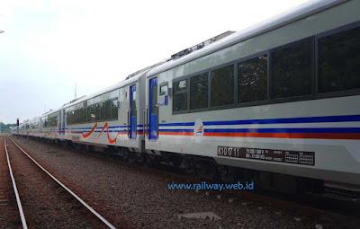 Kereta Api Jakarta Solo