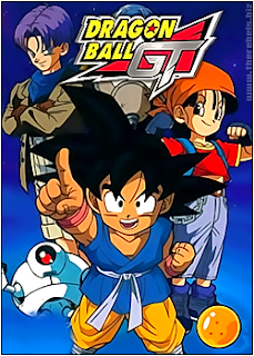 Baixar Dragon Ball GT (Legendado) Completo no MEGA
