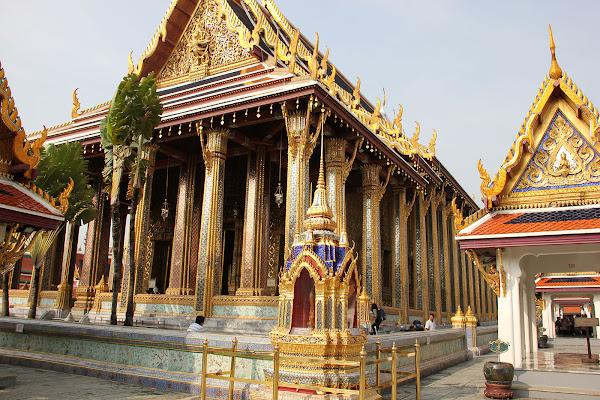 Gran Palacio Real de Bangkok Tailandia