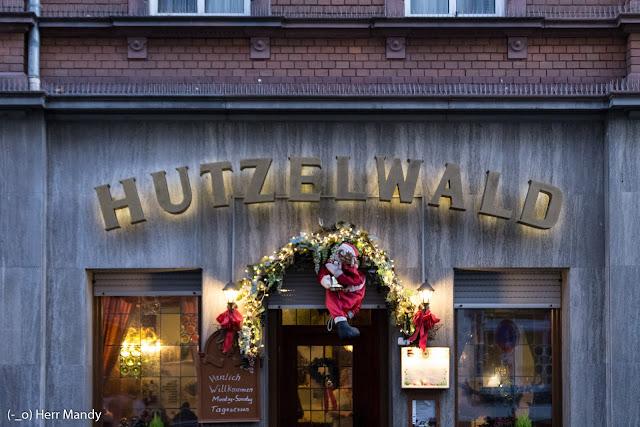 Gaststätte Hutzelwald Heidelberg