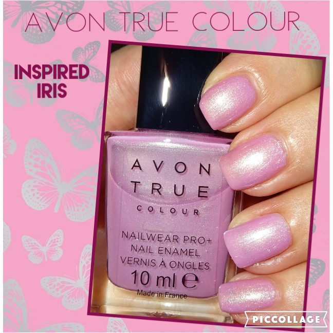 Wendy 39 s delights avon true colour nailwear pro nail for Avon nail decoration brush