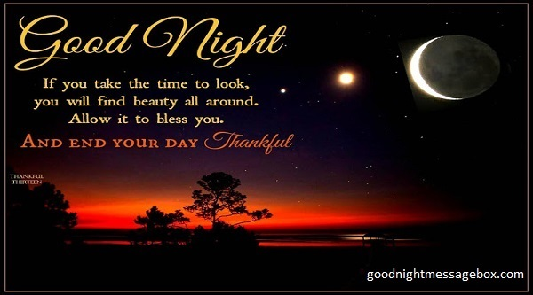 Best Good Night Messages,Wishes,Quotes