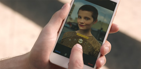 iPhone 8 Plus - Portre Aydınlatması