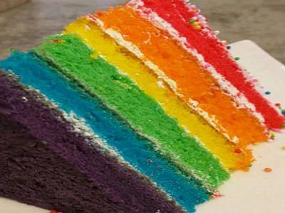 彩虹蛋糕 板橋