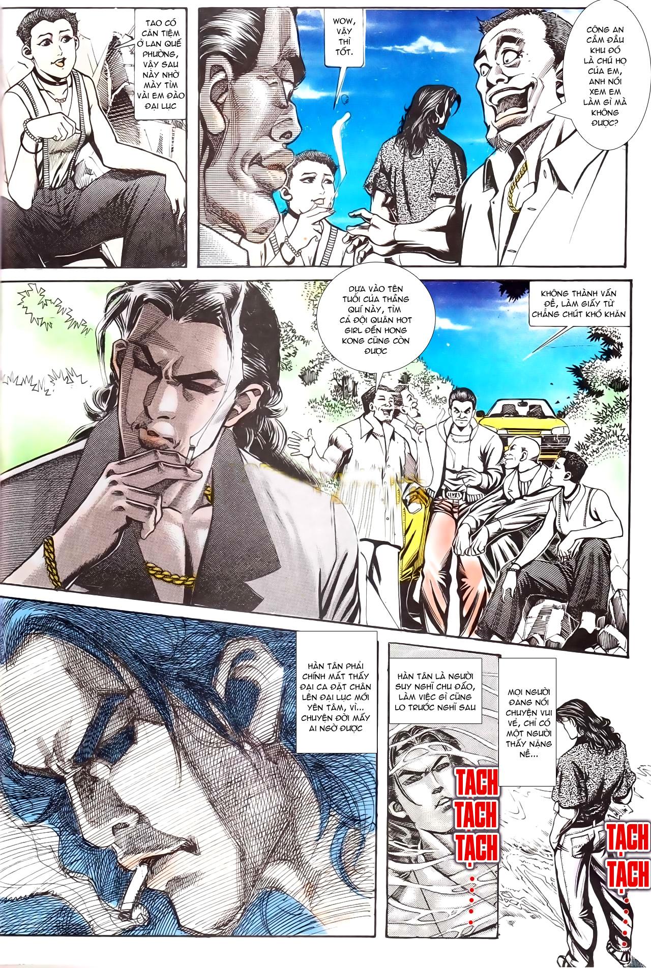 Người Trong Giang Hồ chapter 168: người đẹp dưới nước trang 6