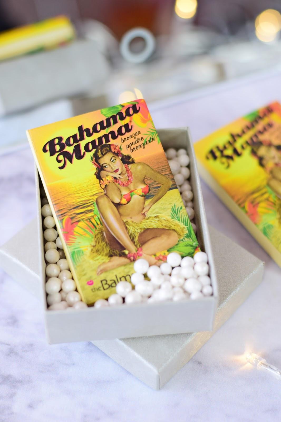 thebalm_bahama_mama_bronzer_opalanie_konturowanie_swatche_blog_opinia_recenzja