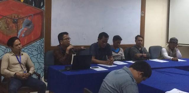 Koalisi Minta Hentikan Kriminalisasi Kepada Warga Pulau Pari