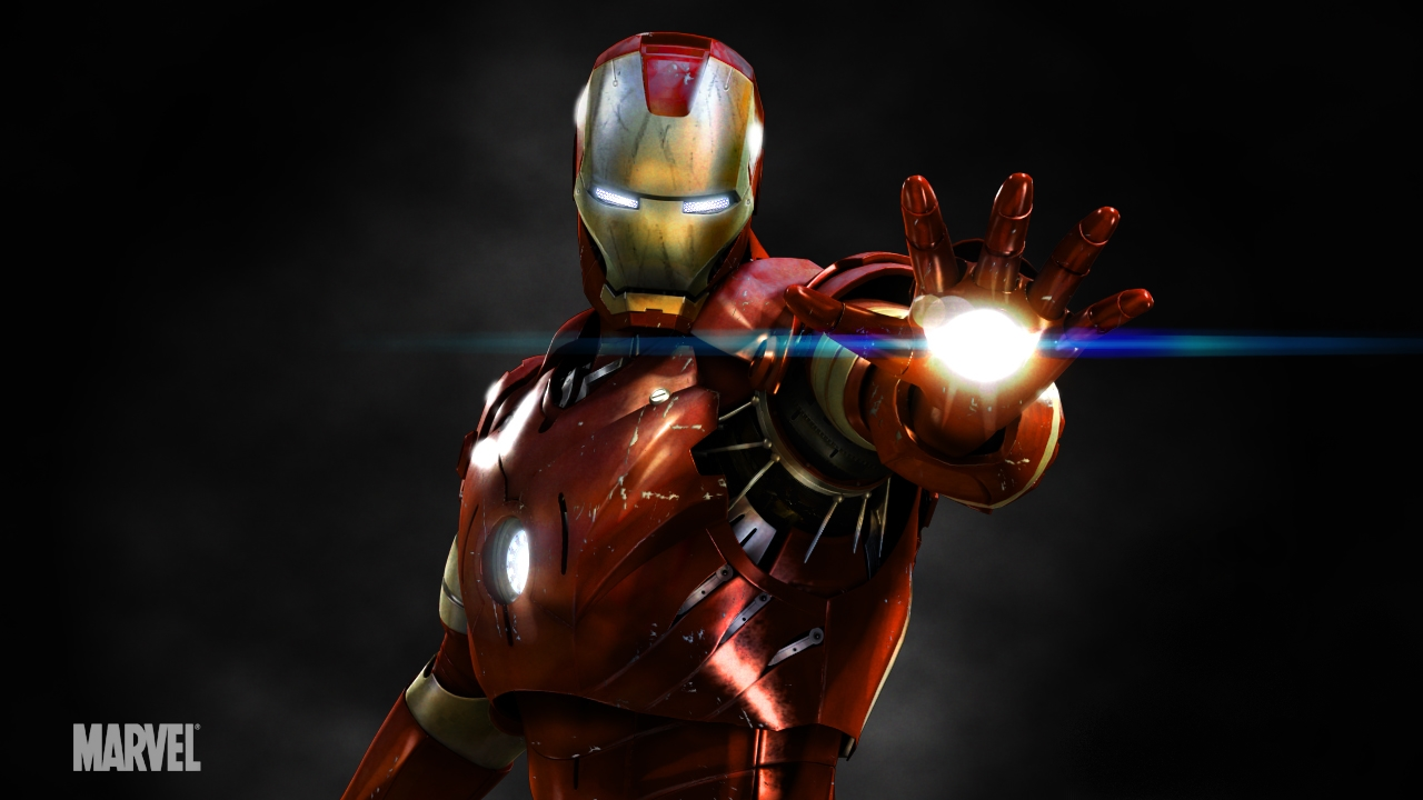 THE BING: Iron Man Movie Character Wallpaper