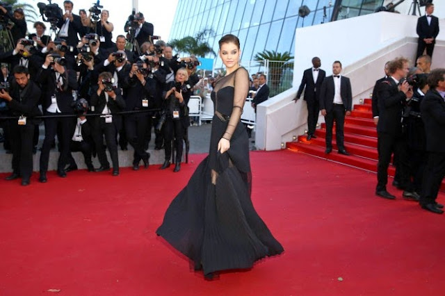 Barbara Palvin – 'Youth' Premiere in Cannes