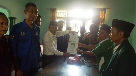 Iskandar Yakin tetap Didukung PKB dan Hanura