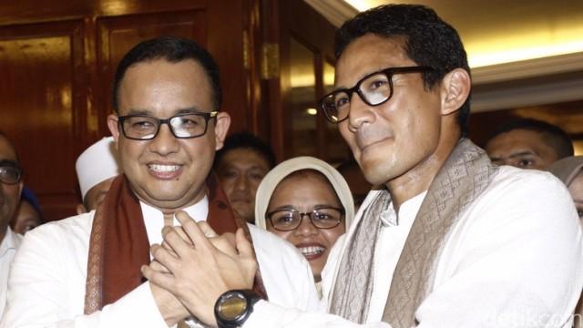 PKB Jakpu Nyatakan Dukungan Kepada Anies-Sandi di Putaran Dua Pilgub DKI