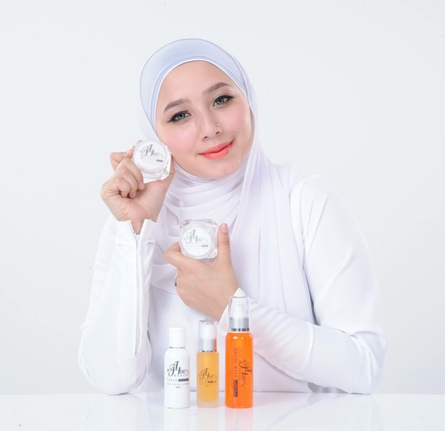 ah beauty skincare