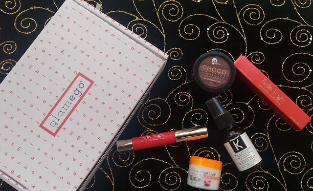 GlamEgo Valentine Month February Month Box Review
