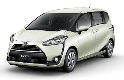 Promo Toyota Sienta 2018 Harga Kredit & Simulasi Cicilan