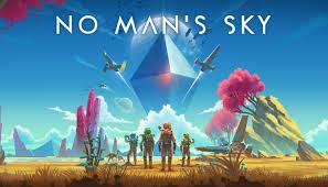 game AAA No Man's Sky